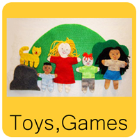 Toys, Games