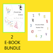 Preschool Math Bundle