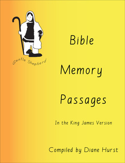 Bible Memory Passages