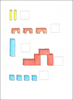 Counting Cards example page -- blocks